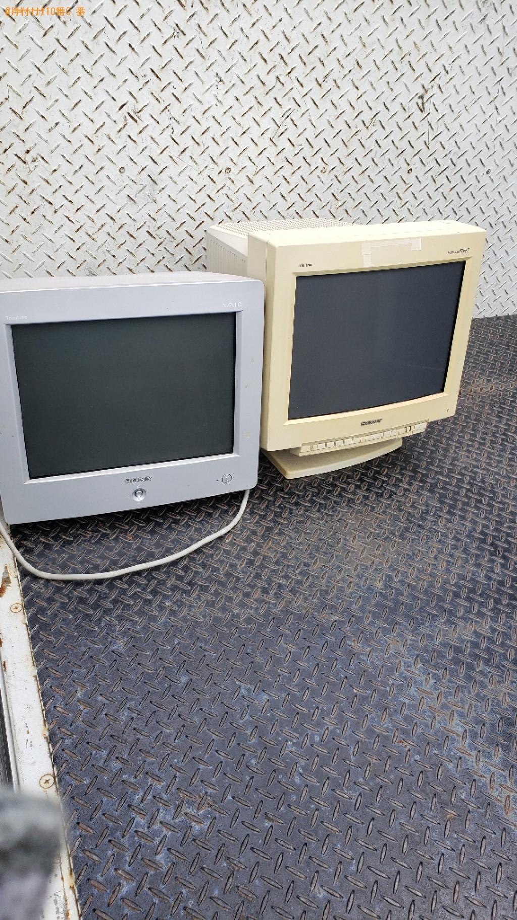 【さいたま市南区】PCモニタの出張不用品回収・処分ご依頼