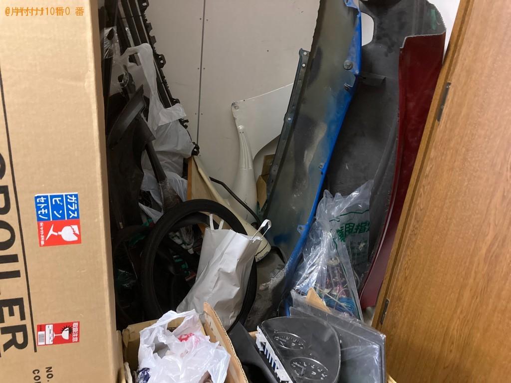 【一関市】細々とした物などの出張不用品回収・処分ご依頼