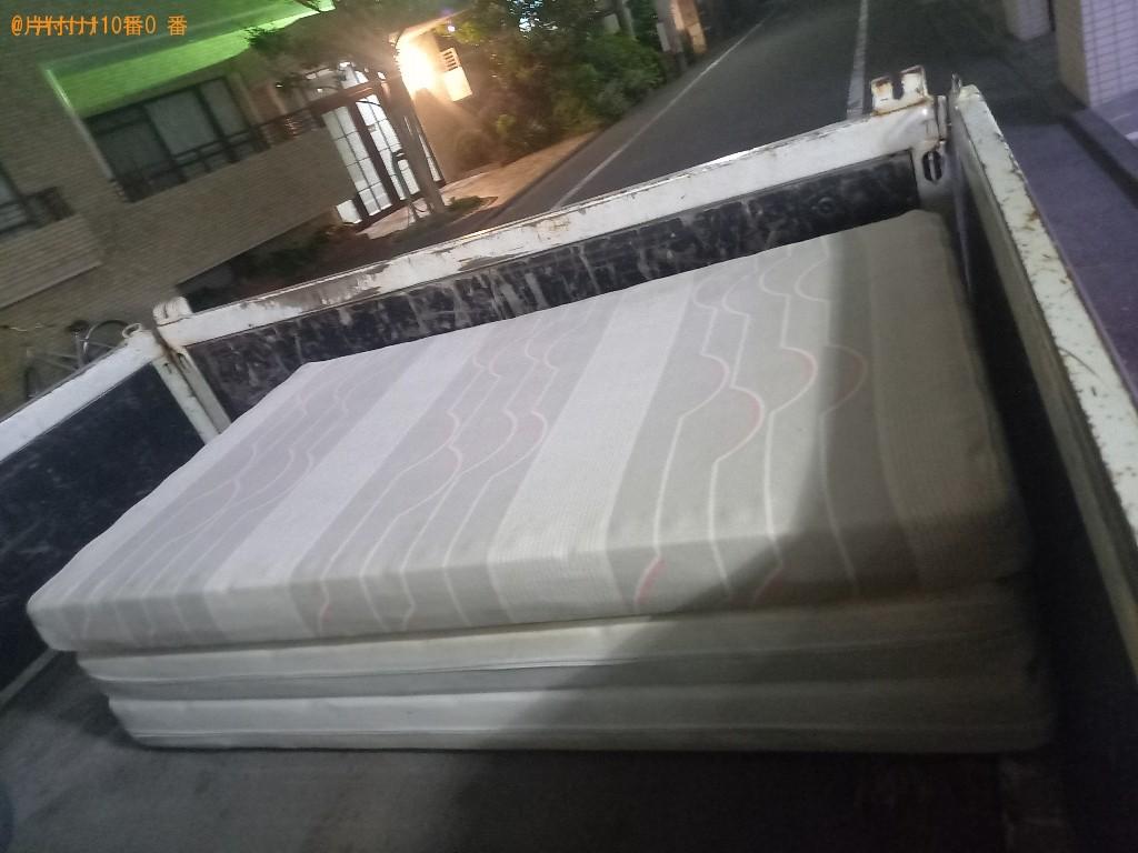 【世田谷区】ウレタンマットレスの出張不用品回収・処分ご依頼
