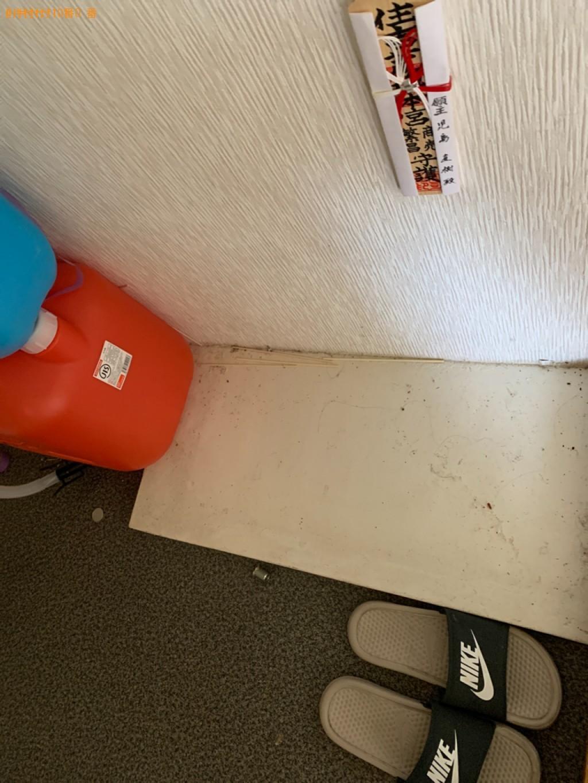 【北九州市】家具などの出張不用品回収・処分ご依頼 お客様の声