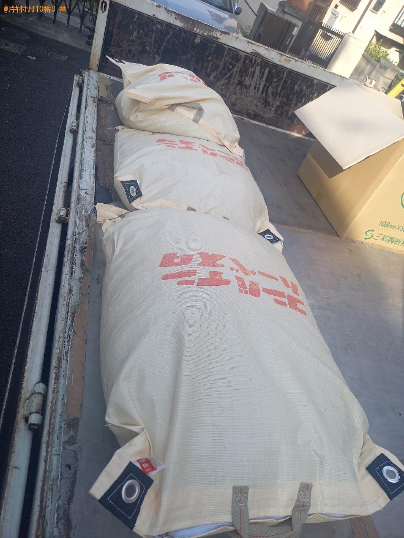 【船橋市】砂利の出張不用品回収・処分ご依頼 お客様の声