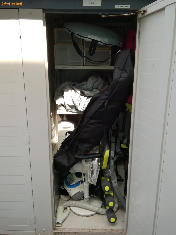 【富山市】トラックパックでの出張不用品回収・処分ご依頼
