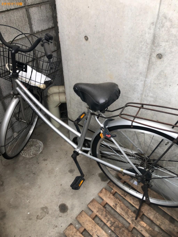 【柏市旭町】自転車の出張不用品回収・処分ご依頼 お客様の声
