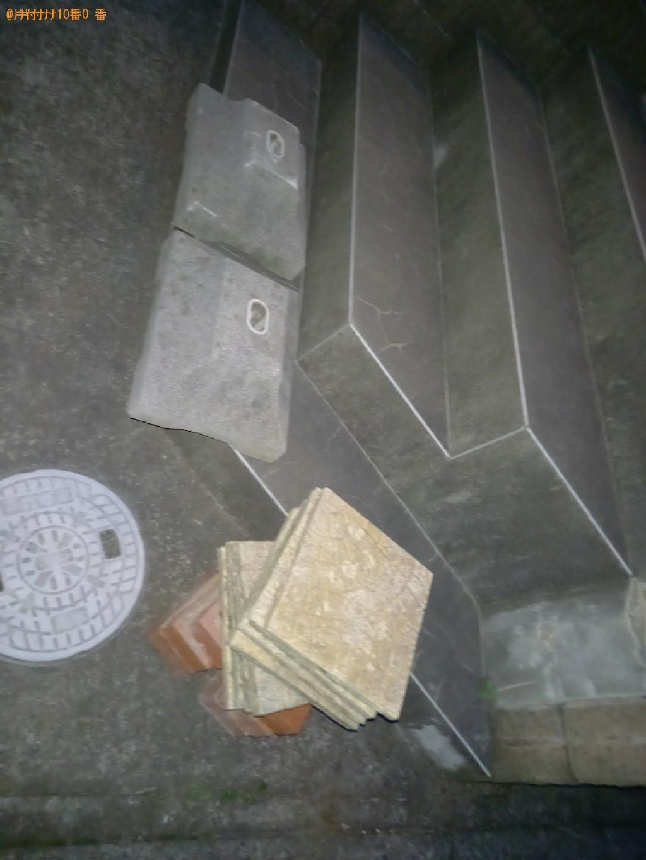 【千葉市稲毛区】庭石の出張不用品回収・処分ご依頼 お客様の声