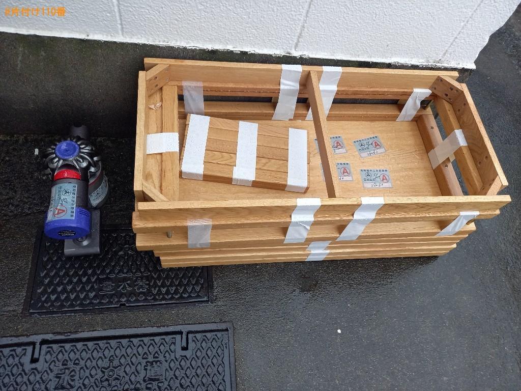【世田谷区】木製の物などの出張不用品回収・処分ご依頼 お客様の声